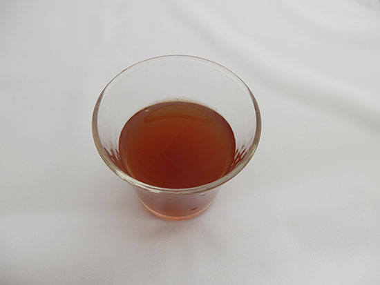 農村のブルーベリー酒 リキュール 14度 自然の色