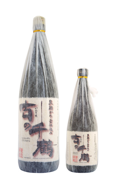 古の千鶴(芋焼酎)
